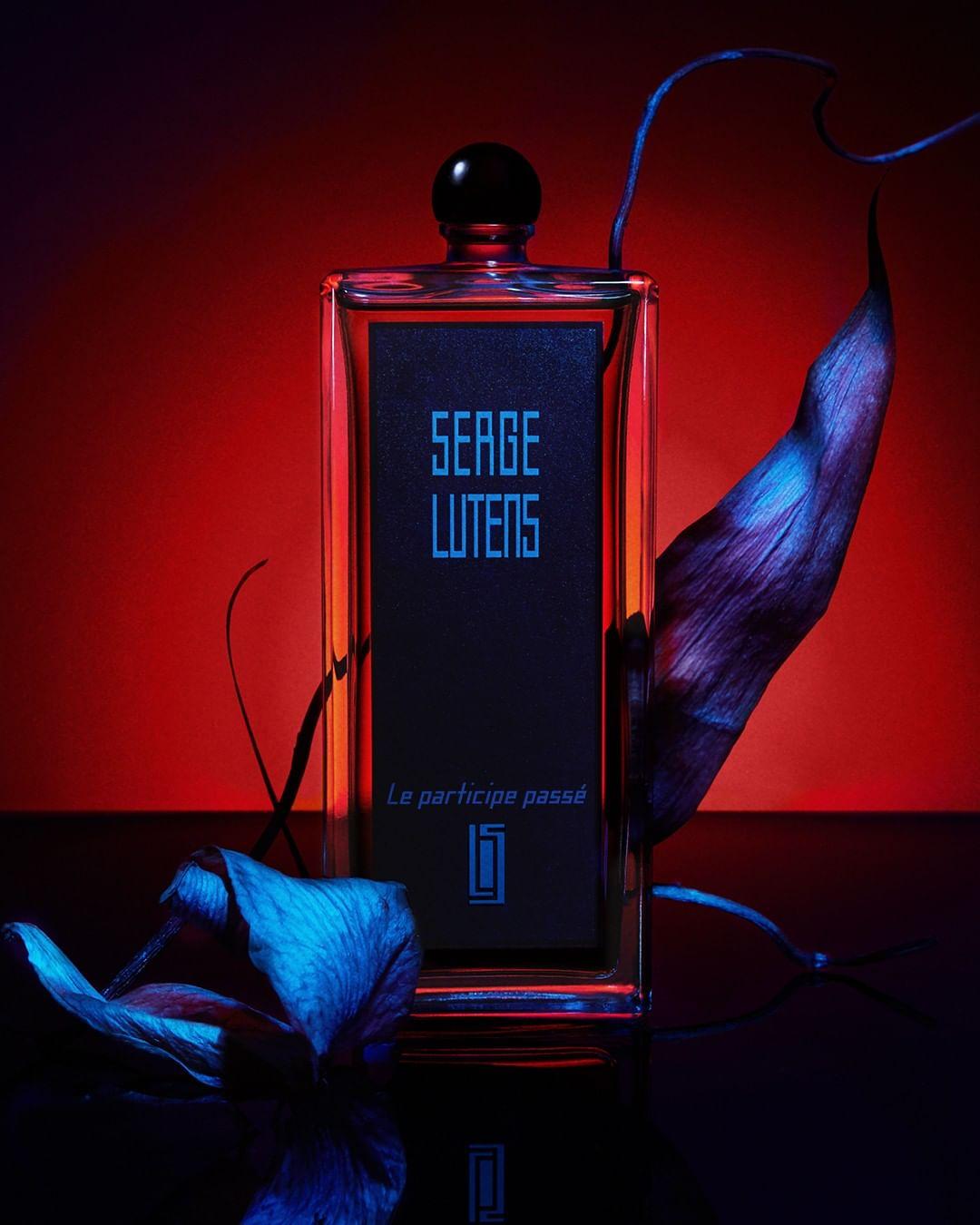 Serge Lutens Le Participe Passe – Ấu thơ trong tôi là…