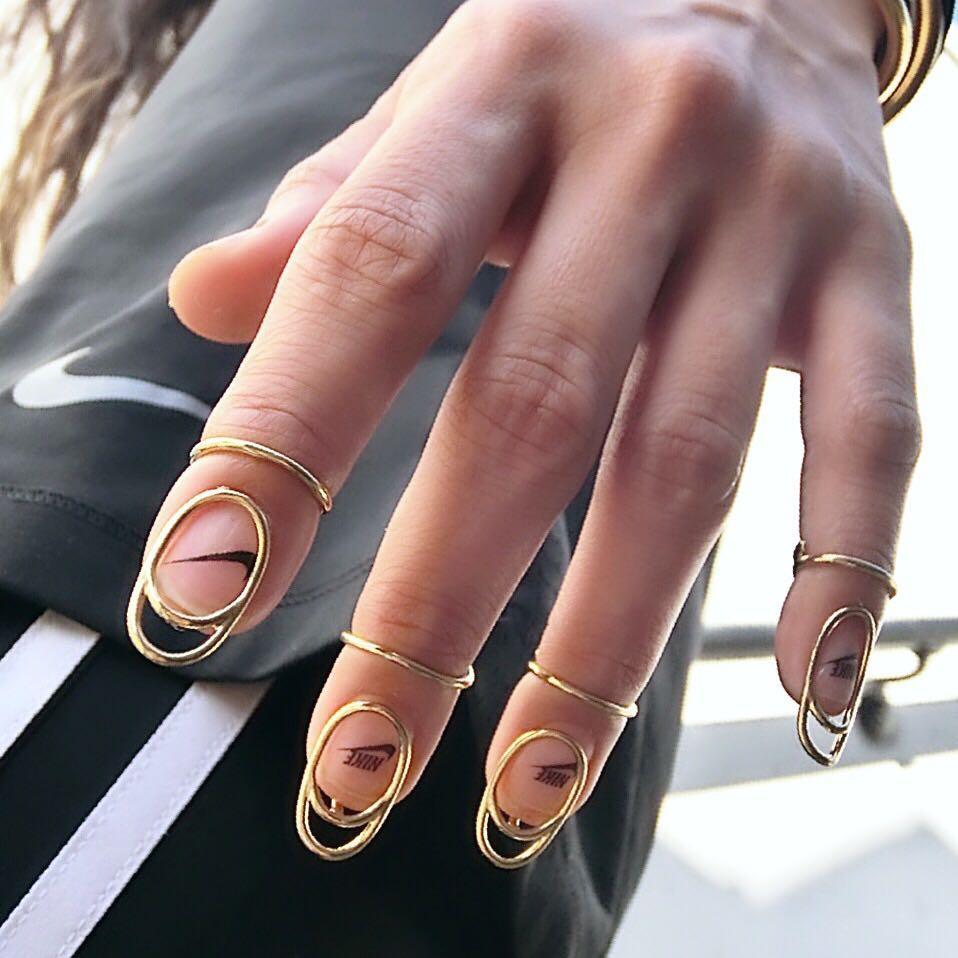 vòng móng cho nail