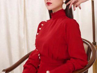 Ghi điểm cùng sao Việt với 3 kiểu tóc mặc áo dài sau đây
