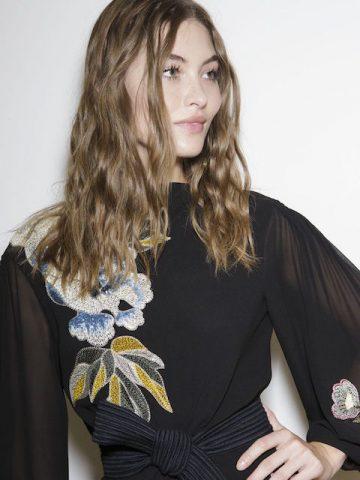 <span class='p-name'>&#8220;Lượm lặt&#8221; những kiểu tóc ấn tượng nhất sàn diễn thời trang thế giới mùa Xuân 2019</span>