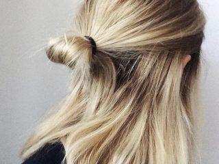 Nếu thích búi tóc củ tỏi thì bạn không nên bỏ qua bài viết này