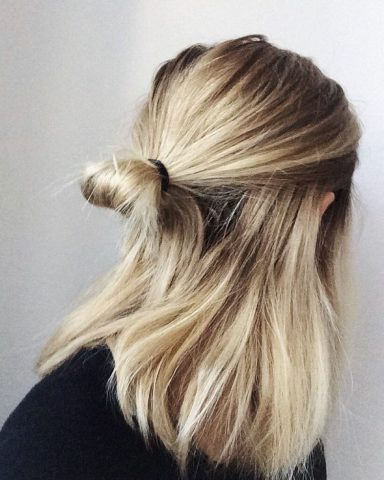 <span class='p-name'>Nếu thích búi tóc củ tỏi thì bạn không nên bỏ qua bài viết này</span>