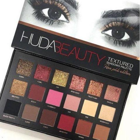 Phấn mắt Huda Beauty 9 ô