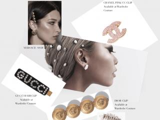 5 phụ kiện tóc siêu hot 2019 này sẽ hoàn toàn thay đổi kiểu tóc đơn giản của bạn!