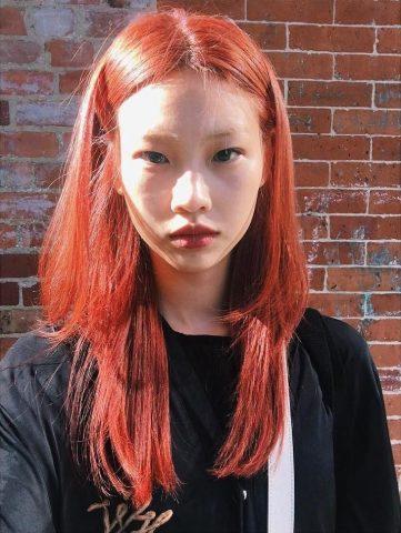 Bảng màu tóc nhuộm đỏ phù hợp nhất cho màu da của bạn