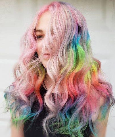 Làm sao để tìm được màu tóc phù hợp chỉ dựa vào bảng màu nhuộm?