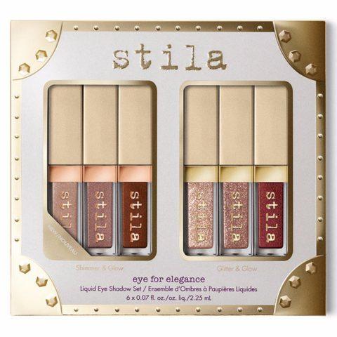 Nhũ mắt Stila Glitter & Glow Liquid Eyeshadow
