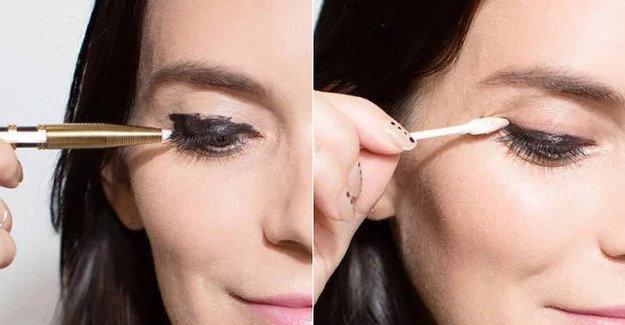 Đánh màu mắt trang điểm