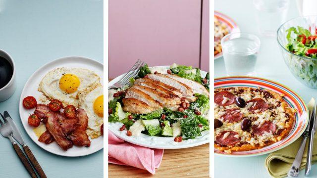 Thực đơn giảm cân 7 ngày sau Tết hiệu quả với chế độ ăn kiêng khoa học