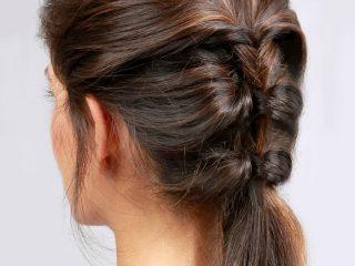 Biến hoá ngay với 5 kiểu tóc đơn giản đi chơi