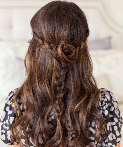 Các kiểu tóc uốn đẹp nào phù hợp dạo phố ?
