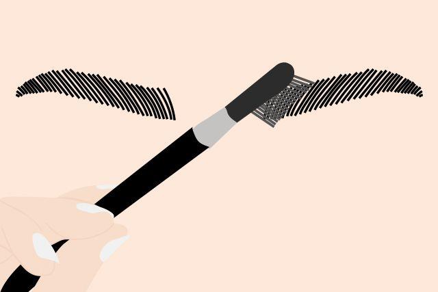 vẽ lông mày
