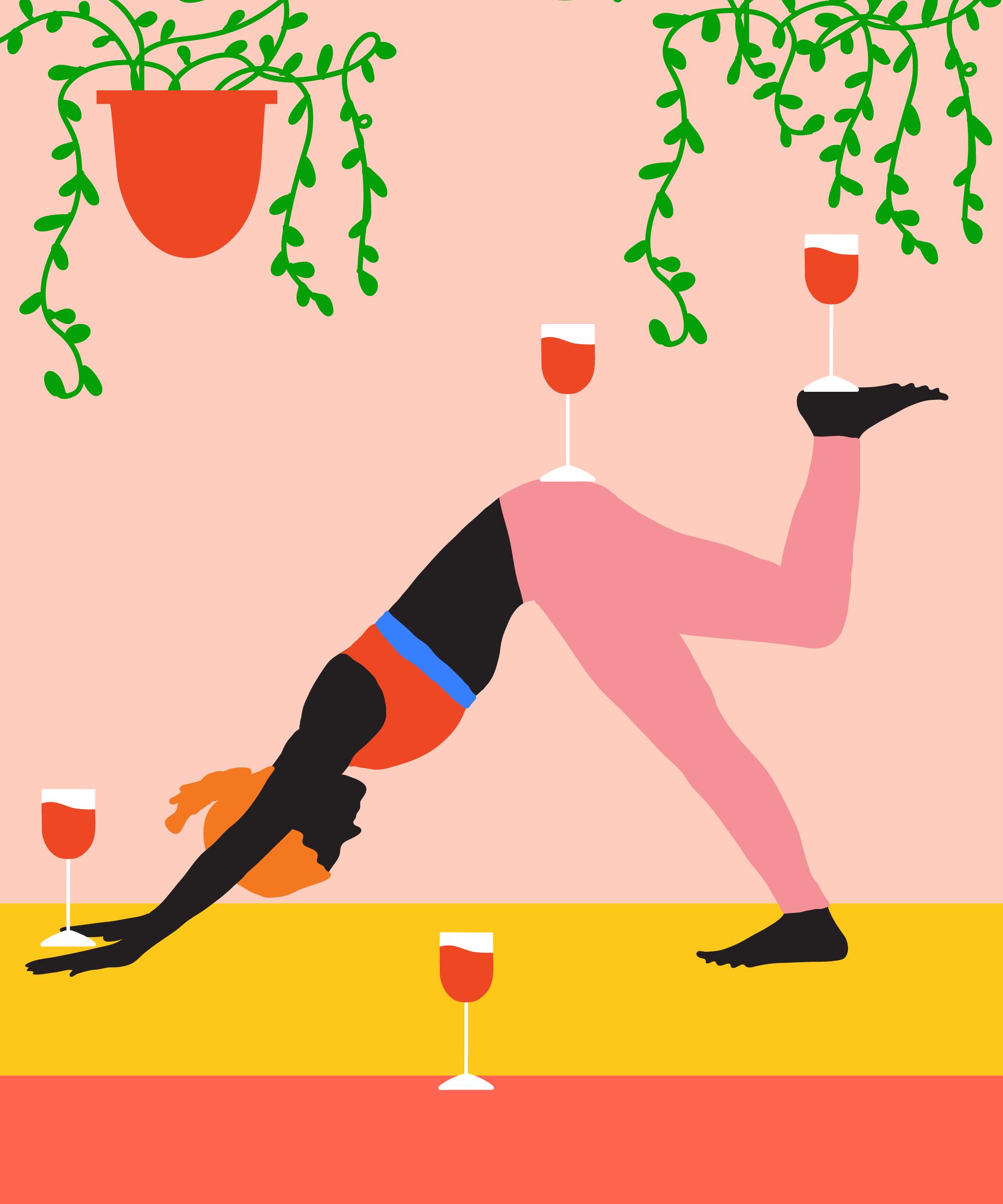 Tập yoga có thật sự giúp… tăng cân không?
