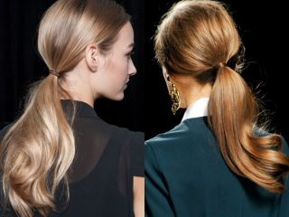"""Tham khảo ngay 10 kiểu tóc giúp """"làm dáng"""" cho mái tóc buộc thấp của bạn"""