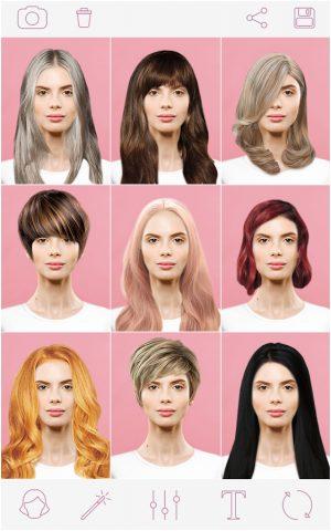 """Thử ngay 8 phần mềm ghép tóc vào mặt trước khi """"trót dại"""" F5 mái tóc của mình"""
