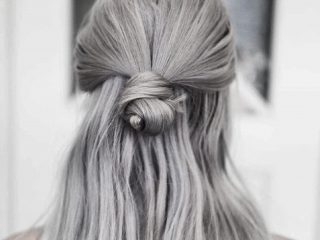 Vì sao tóc bạn dễ xuống màu và ngày càng bạc đi?