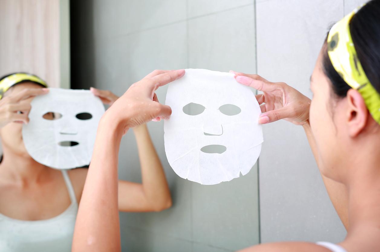 đắp mặt nạ giúp xóa sẹo mụn