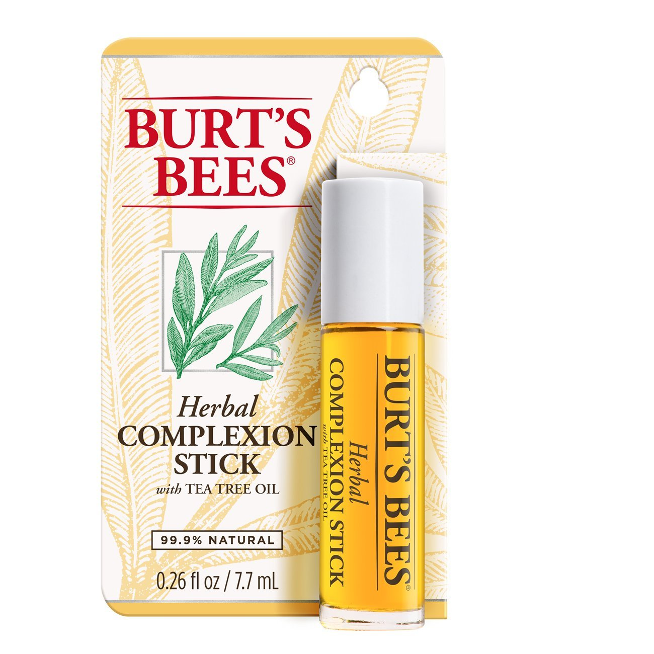 trị mụn cám Burt's Bees Herbal Blemish Stick