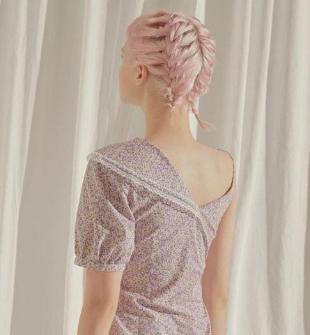 Bạn vẫn có thể tự tết tóc đẹp chỉ với các bước đơn giản sau đây