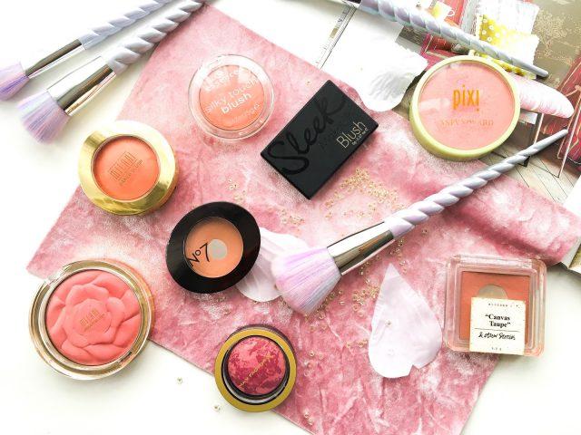 TOP 7 Phấn má hồng siêu xinh giúp nàng thêm rạng rỡ