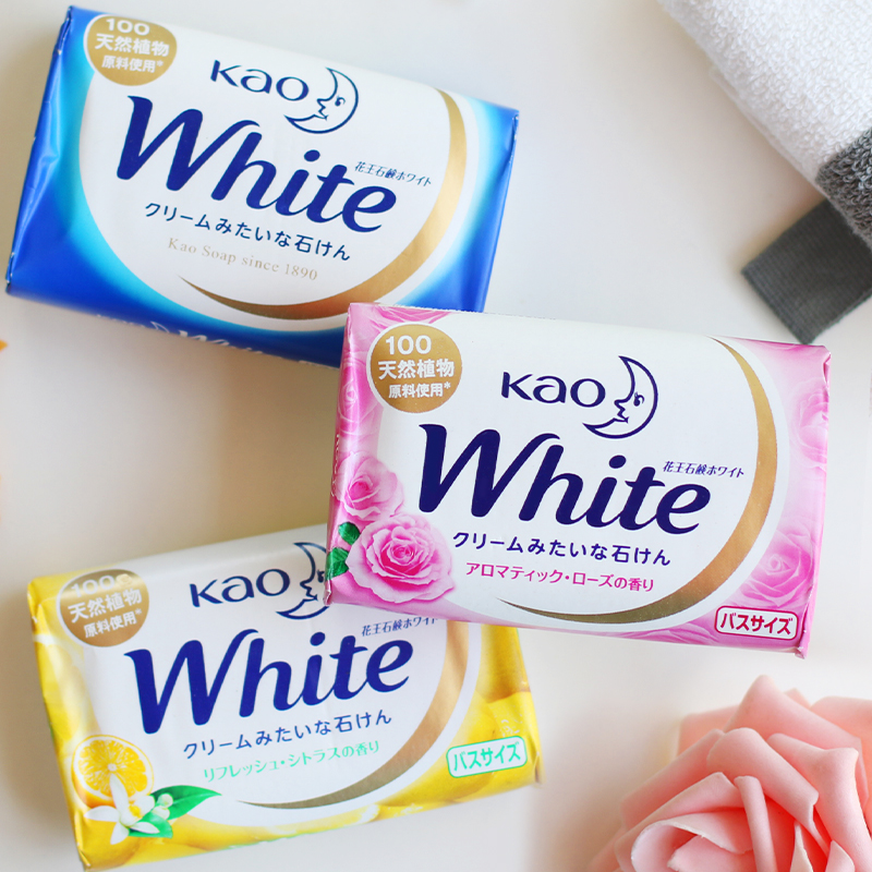 Kao White Soap