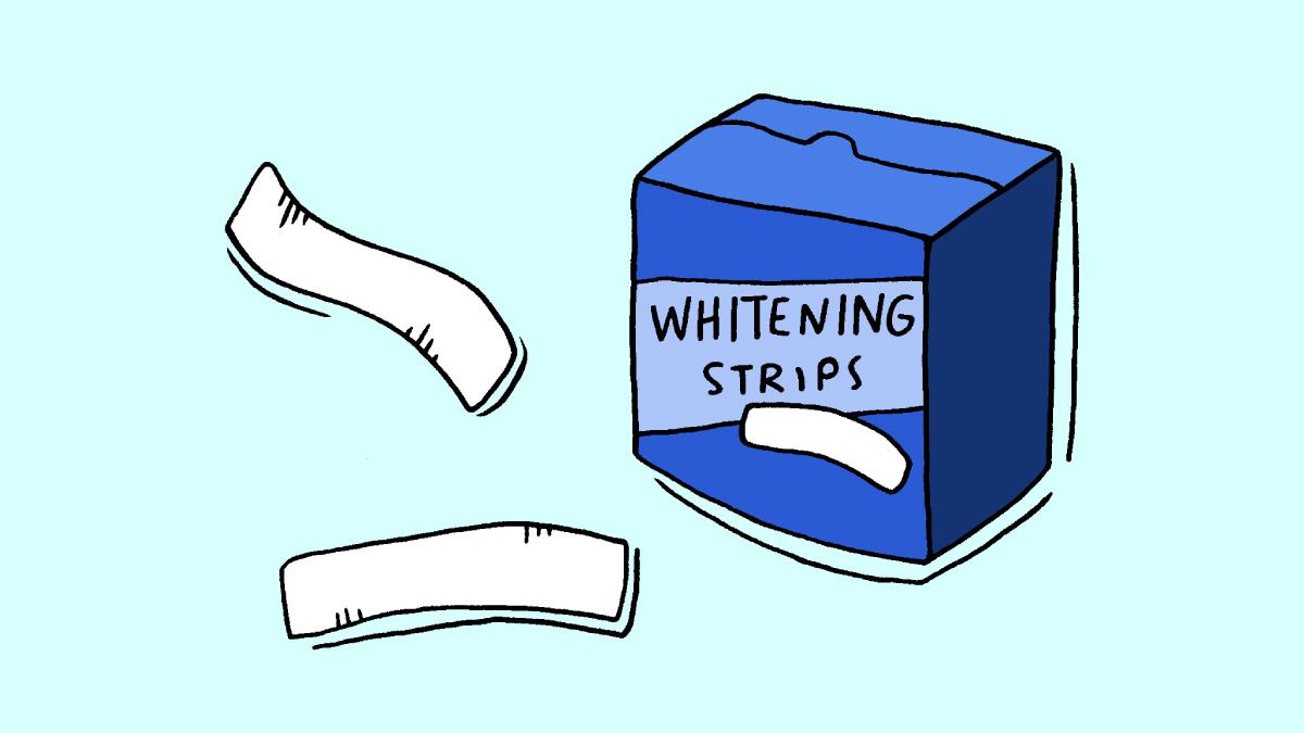 Cách dùng miếng dán trắng răng đúng nhất cho bạn