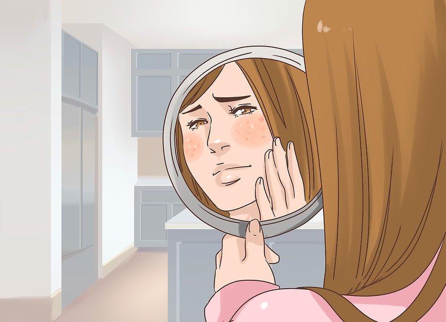 Xác định các vấn đề da