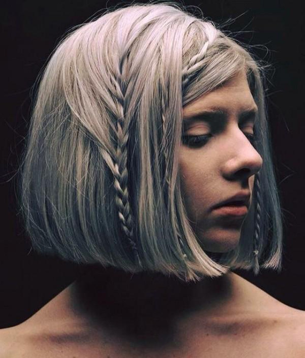 tóc thả đẹp