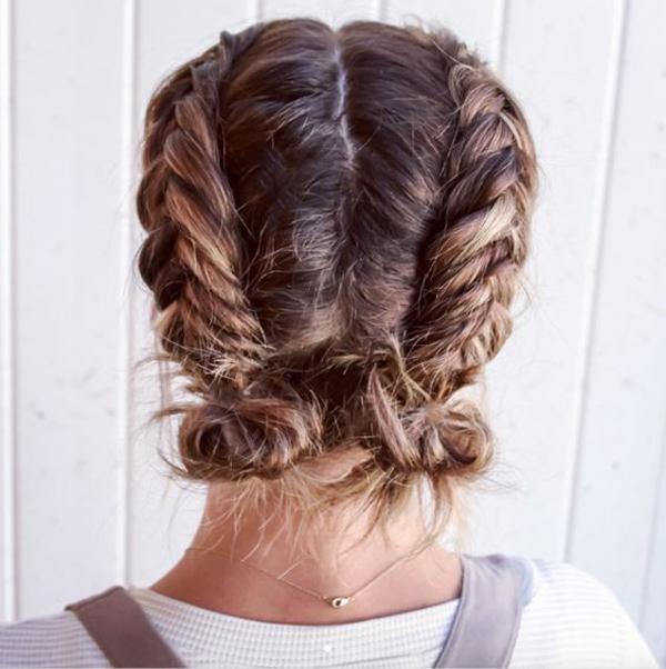 tóc kiểu Pháp
