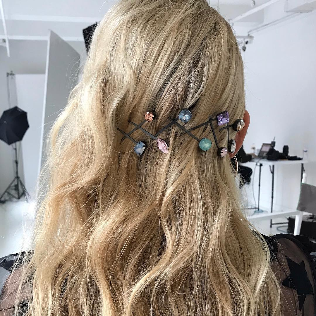 xu hướng tóc