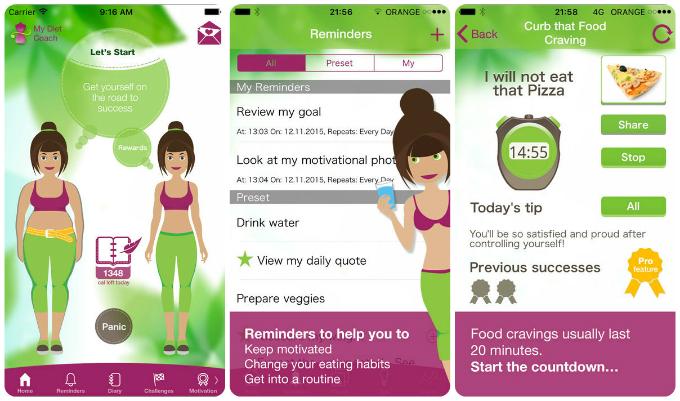 Trải nghiệm giảm cân thời 4.0 với 8 app giảm cân miễn phí