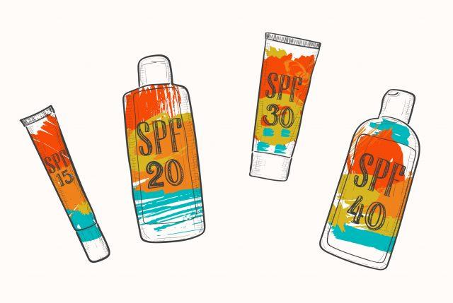 Kem dưỡng da có SPF – có đủ để chống chọi với nắng?