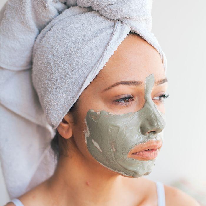 cách làm sạch sâu da mặt