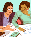 Tâm sự mỏng của nữ giới về chuyện đổi mới chốn công sở