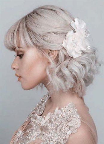 Tóc chưa dài nhưng đã tới ngày cưới? Ngại gì với 7 kiểu tóc ngắn đẹp cho cô dâu sau!