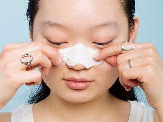 trị mụn mũi hiệu quả