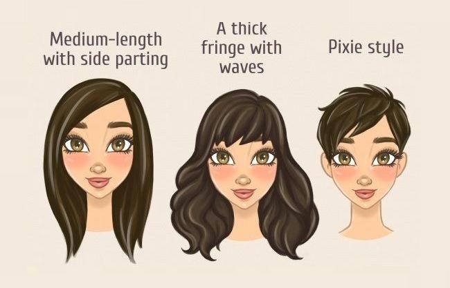 tóc uốn cụp