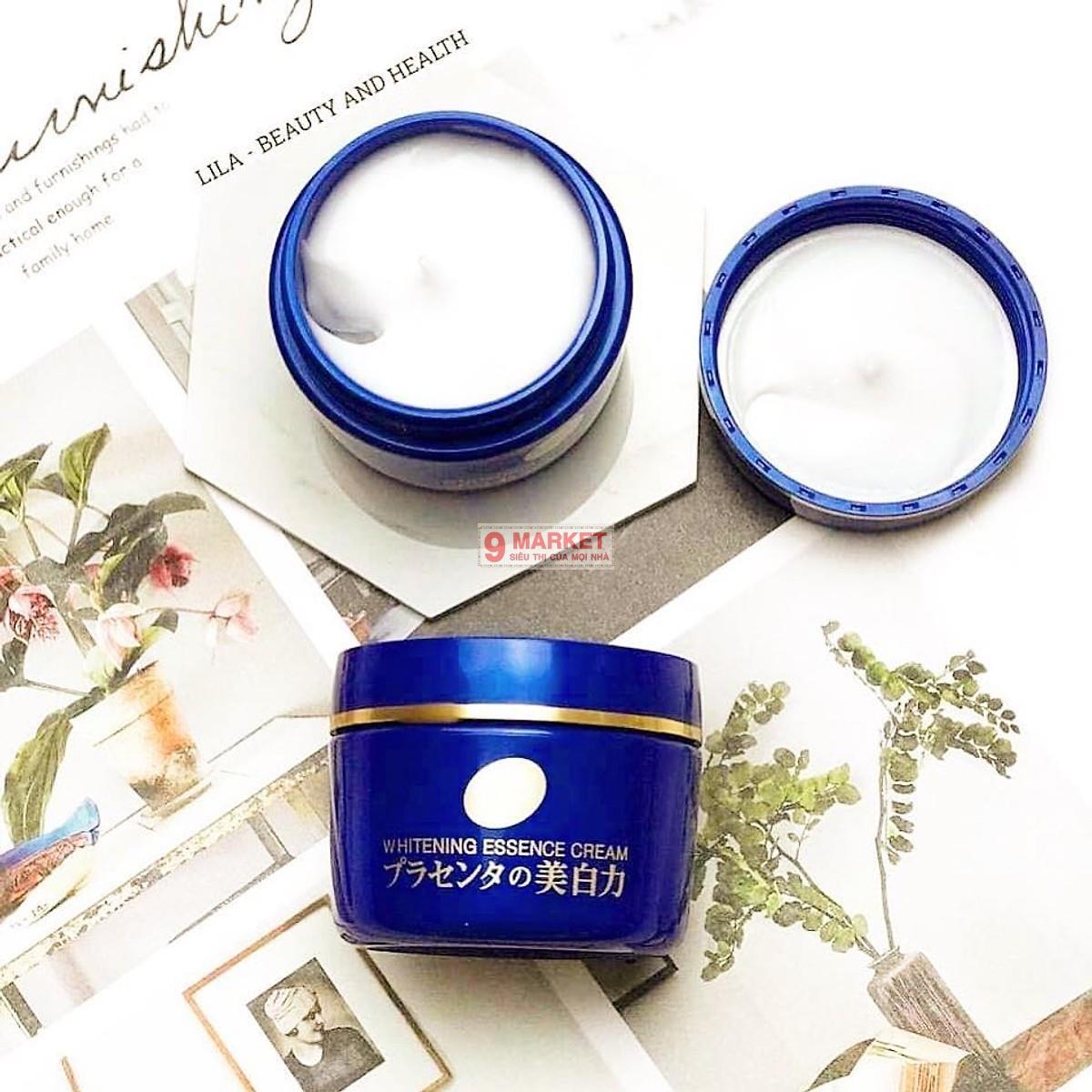 Chống lão hóa làm trắng hiệu quả với kem dưỡng da ban đêm Meishoku Essence Cream