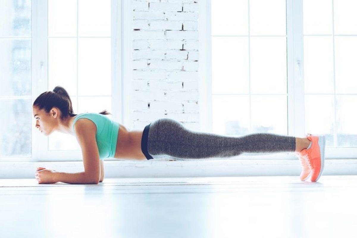 tập plank hiệu quả cho dáng đẹp
