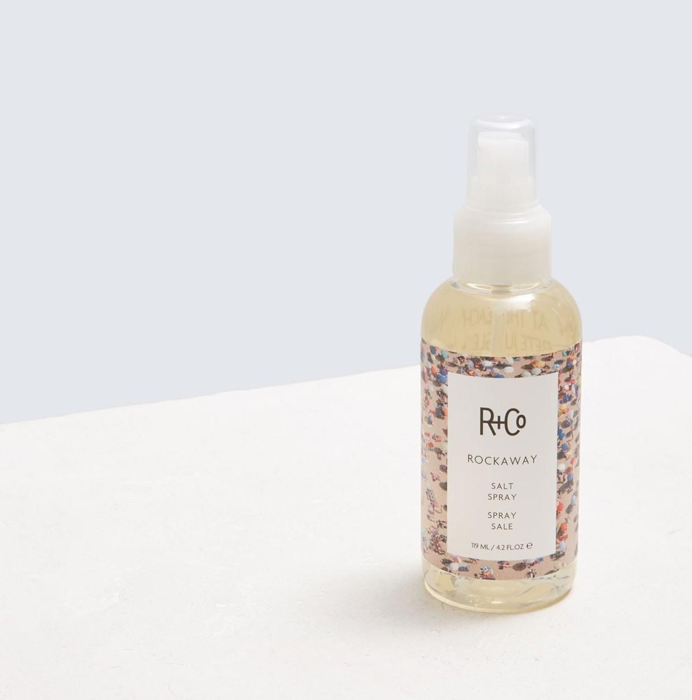 xịt dưỡng tóc uốn gợn sóng lọn to R+Co Rockaway Salt Spray