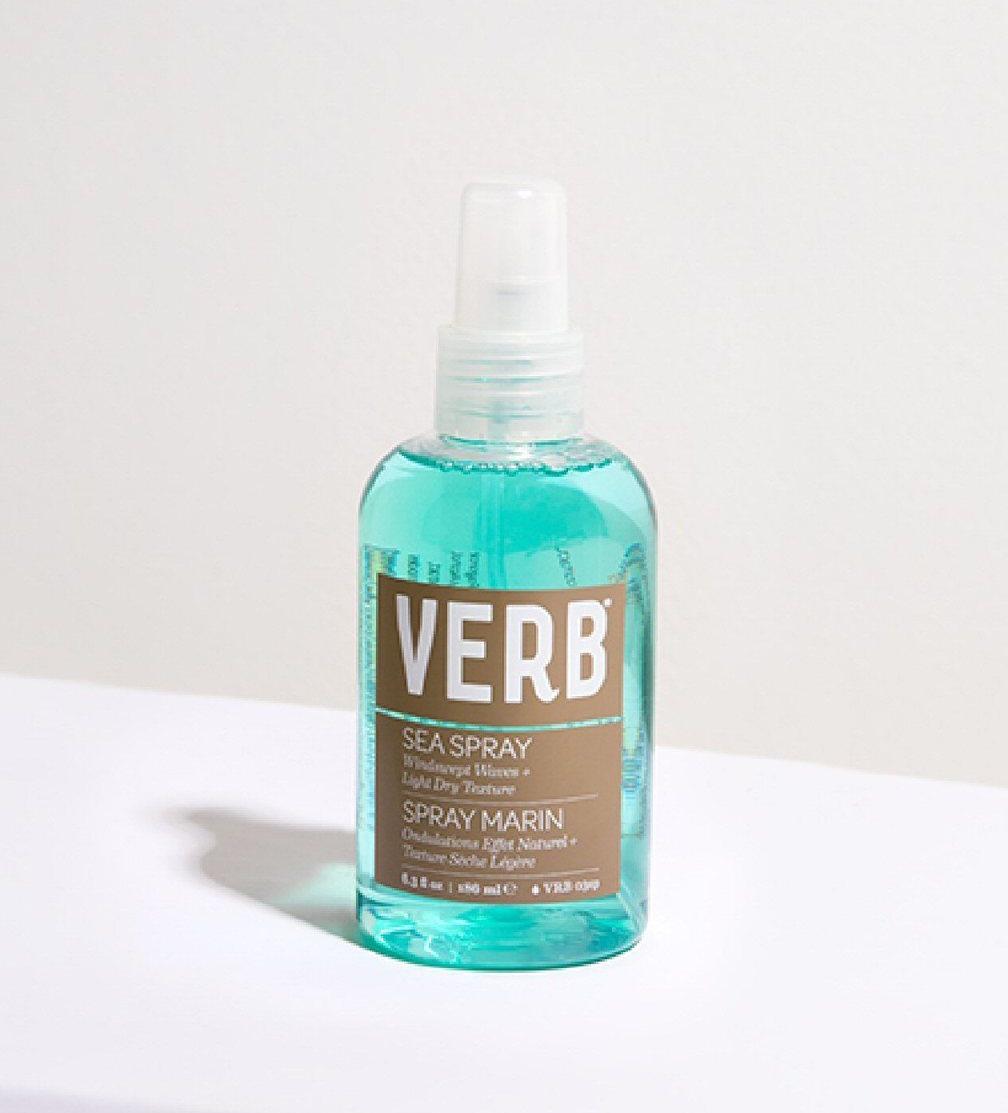xịt dưỡng tóc uốn gợn sóng lọn to Verb Sea Spray
