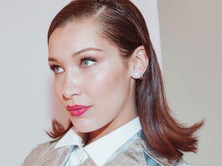 Đoán xem màu tóc mới của Bella Hadid là nâu sáng hay nâu khói?