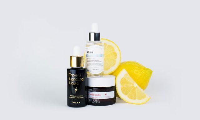 Tham khảo cách làm trắng da mặt từ vitamin C? Đừng bỏ qua 6 sản phẩm made-in-Korea này!