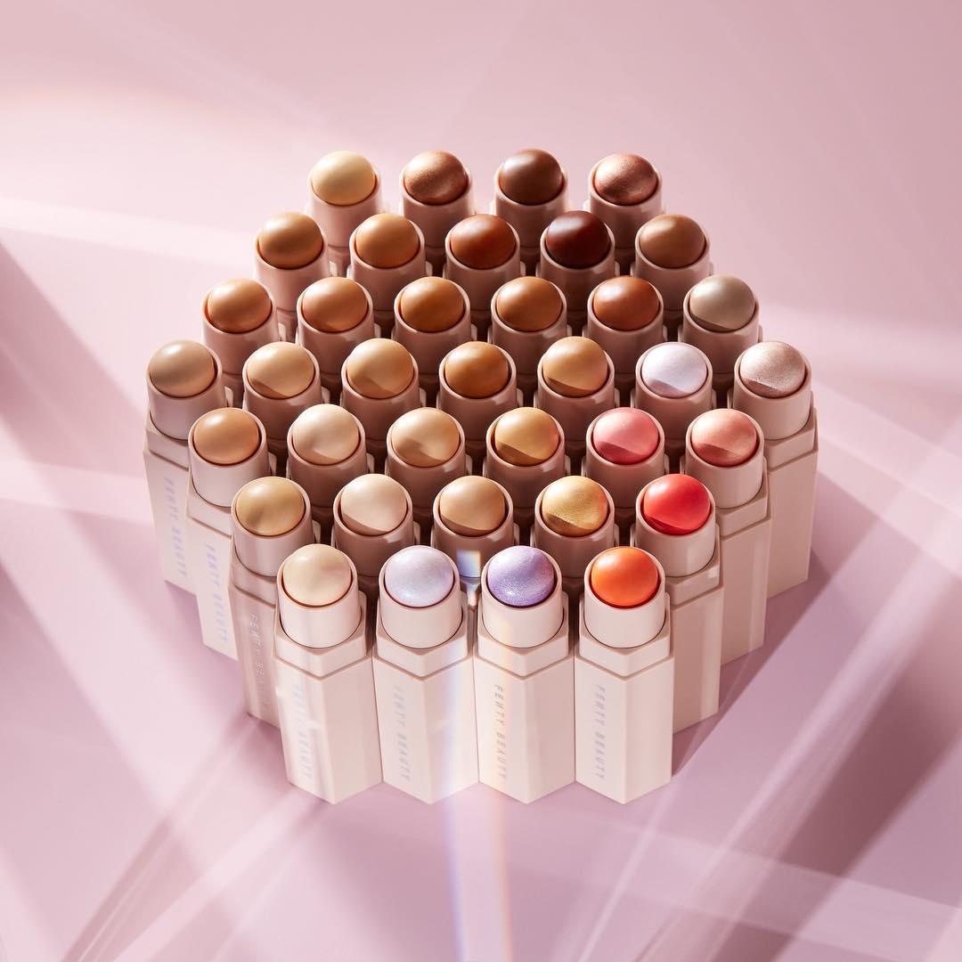 phấn má hồng Fenty Beauty By Rihanna Match Stix Shimmer Skinstick