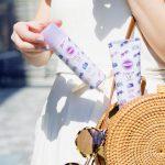 Kem chống nắng tone-up màu tím dành riêng cho các nàng hay selfie