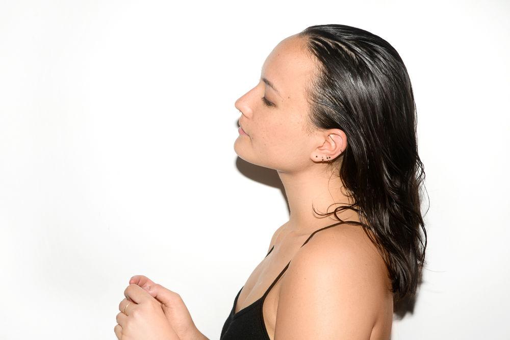 tóc rụng nhiều phải làm sao