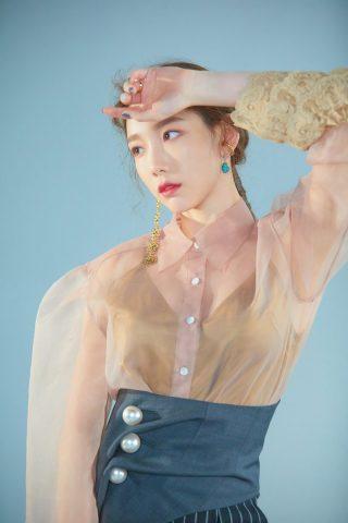 <span class='p-name'>&#8220;Mổ xẻ&#8221; MV Four Seasons của Taeyeon mới thấy 4 kiểu tóc đẹp của cô</span>