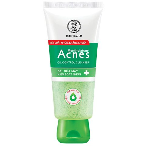 Sữa rửa mặt cho da dầu acnes