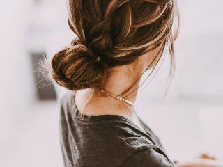 Tóc dài búi vừa nhanh vừa trẻ trung có phải là mong ước của bạn?