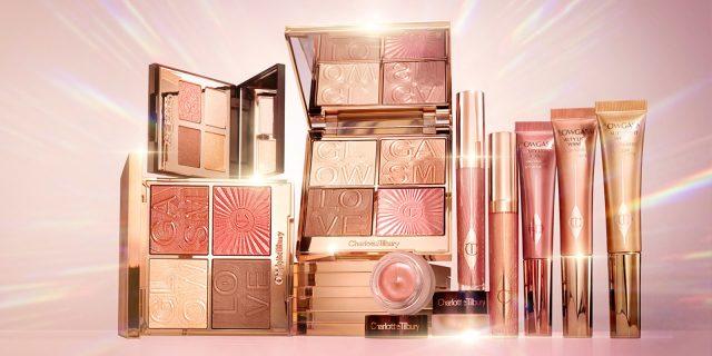 Xem thử dụng cụ makeup trong BST GLOWGASM mới của Charlotte Tilbury có gì nào?